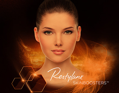 Folder Restylane Skinkboosters | 2018