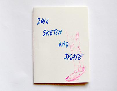 Sketch and Skate