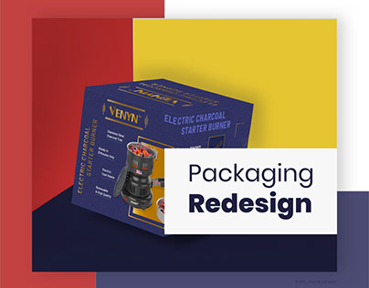 Packaging Re-design