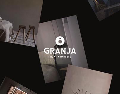 La Granja Ibiza - Website & Brand