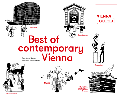 Wien Journal 2016, Magazine App