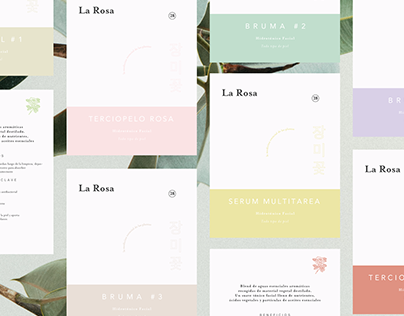 La Rosa Botánicos