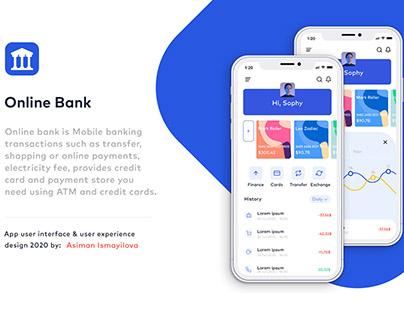Online Bank