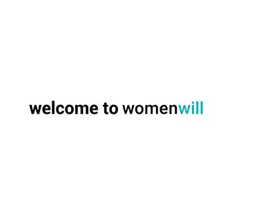 Women will // Google