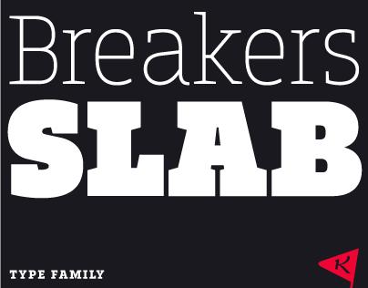 Breakers Slab Type Family