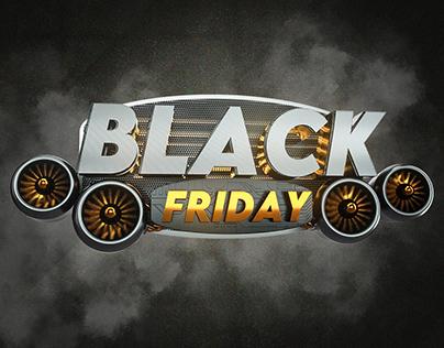 SELO 3D BLACK FRIDAY TURBINAS