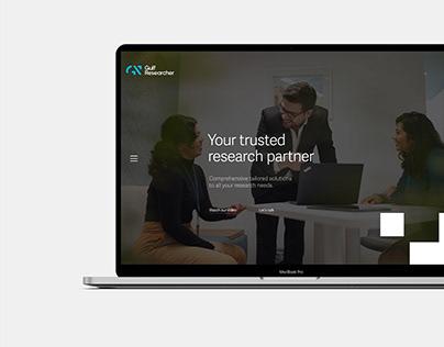 Gulf Researcher. Digital