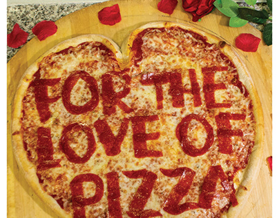 For the Love of Pizza.