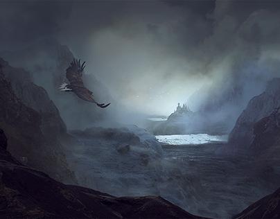 Fantasy Photo Manipulation: Freedom
