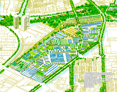 Torrent Estadella Eco-Industrial Park