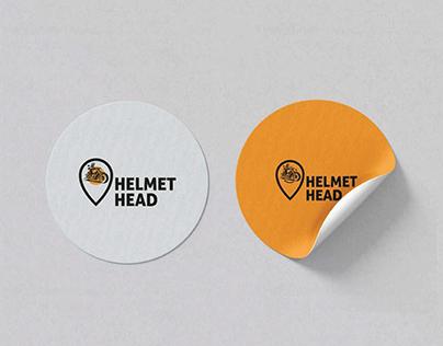 Helmet Head, India