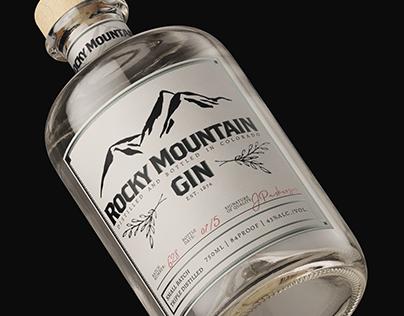 Rocky Mountain Gin