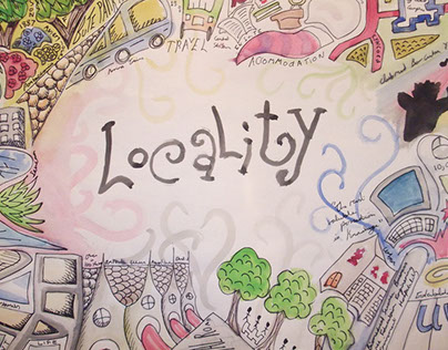 Locality poster