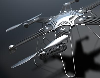 Robotic Slim Blade Stealth V4-6
