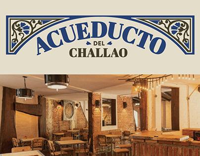 Acueducto del Challao | Imagen