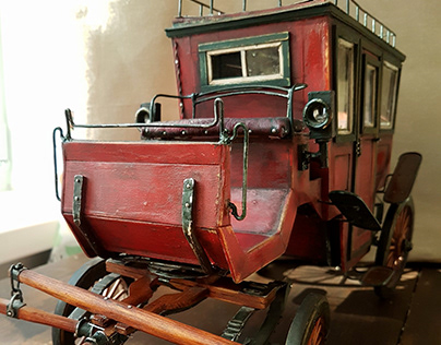 Red carriage