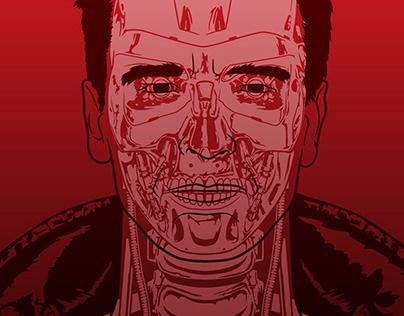 Terminator T-800 Anantomy