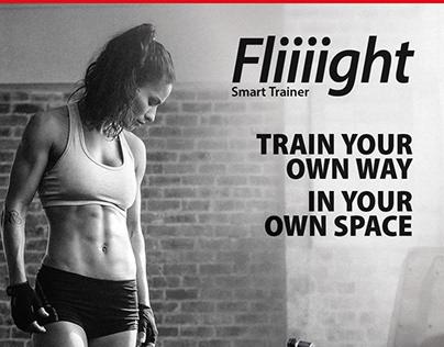 4iiii : Fliiiight lifestyle ads