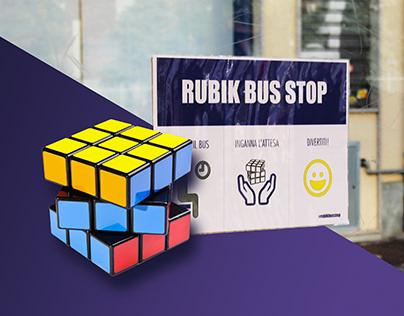 RUBIK BUS STOP // Urban social design #1