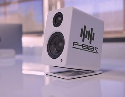 Free Bass Boosted Sounds Logo Tasarımı