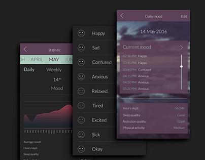MyMood mobile app