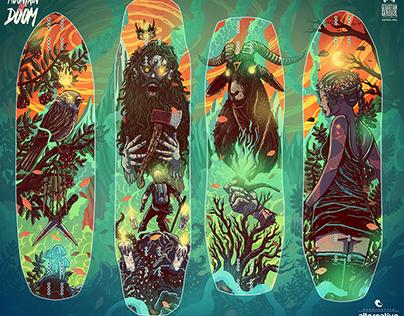 Alternative Longboards 2016