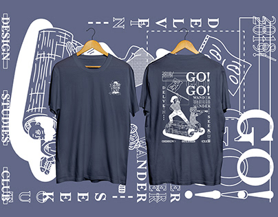 Design Studies Club FY18/19 — Main-Committee Shirt