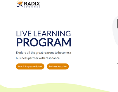 Live Learning programe