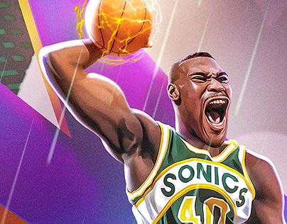 NBA Caricatures 2.0