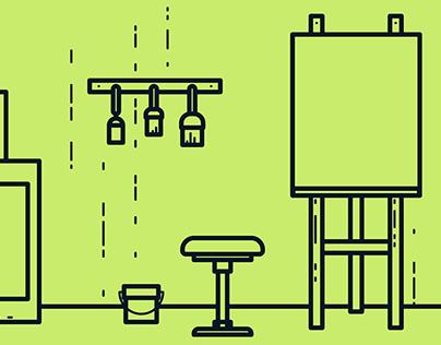 Workspace Illustrations