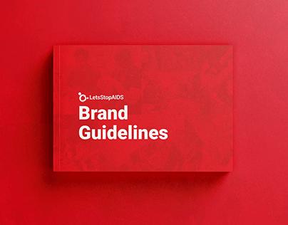 LetsStopAIDS Brand Guidelines