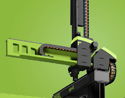 ENGEL Industrial Robots - Viper/Pic series