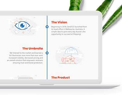 SEND 123 - Website Design