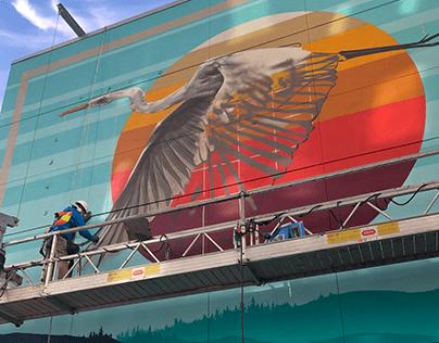 Blaine Fontana - Mural Interview