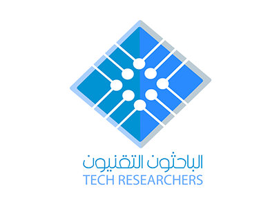 Tech Researchers Logo & Facebook Page & Free WebSite