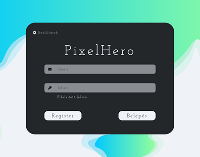 PixelHero Launcher Design