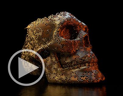 mesmerized - 3d animation