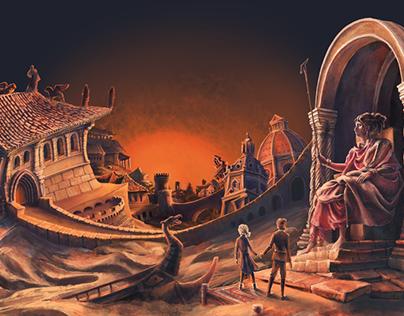 Environments: Fantasy/Historical 2
