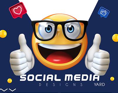 Social Media | YARD - 01