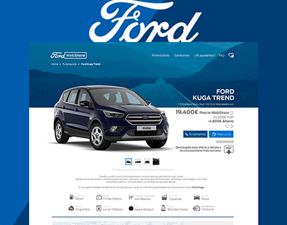 Ford Webstore