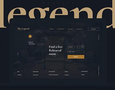 Legend Website