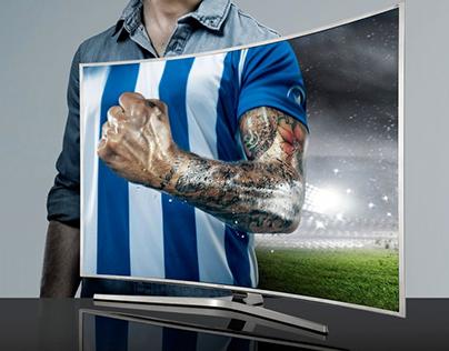 Samsung SUHD Vive lo que ves