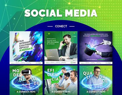 Conect - Social Media