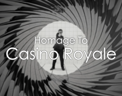 Homage To Casino Royale (Video)