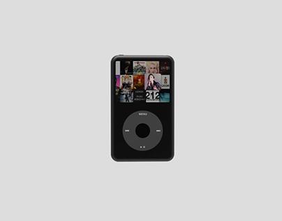 New iPod Classic - Concept