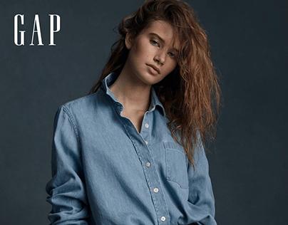 Gap — Redesign concept
