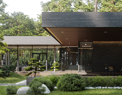 IN THE PINE FOREST | Exterior