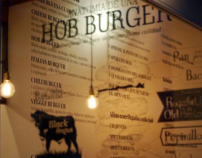 HOUSE OF BURGER (HOB) | SEVILLA