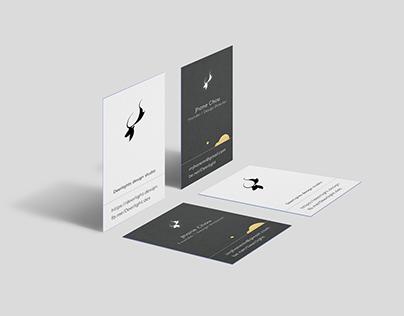 Deerlight|2018 business card