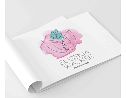 "DISEÑO IMAGOTIPO ""EUGENIA WALKER"""